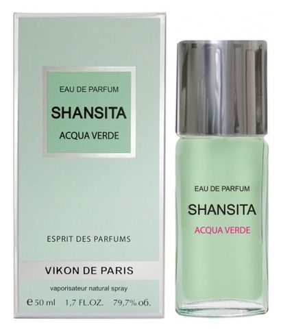 ДухД Shansita Acqua verde