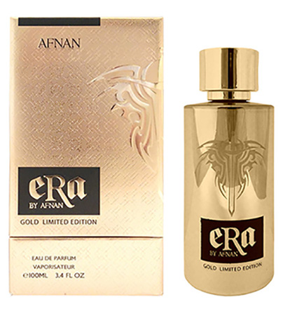 ERA by Afnan GOLD limited edition