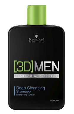 3D Men Cleansing Sham.